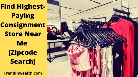 find consignment store near me