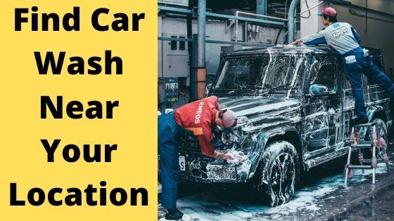 car wash near me location in united states