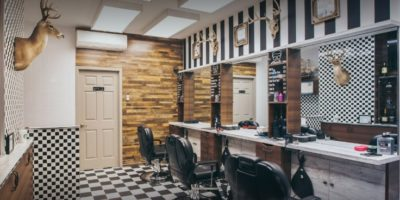 Elegant Barber Shop