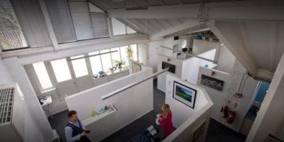 Putney Chiropractic Centre cabins