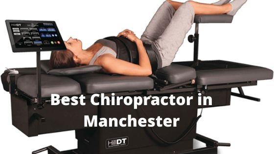 best chiropractor in Manchester