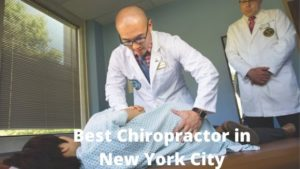 chiropractor near new york city