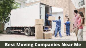 moving companies near me