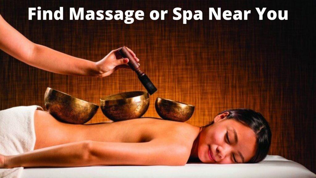 massage spa near me