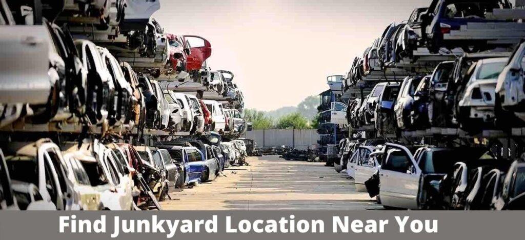 junkyard near me