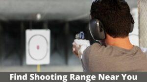 shooting range near me